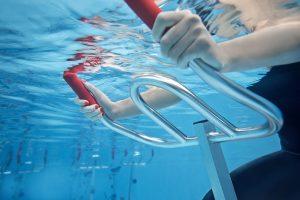 avantages aquabiking