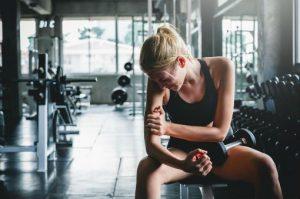 courbature musculation