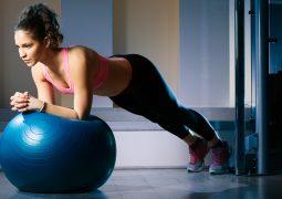 swiss ball fitness